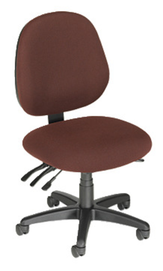 office master pa57d kr21 low back executive task chair 25 x 21 x 45 inches burgundy