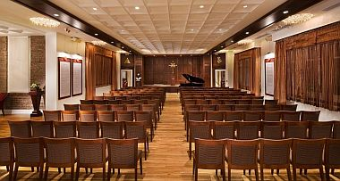 Chapel at the Nashville Scientology Church