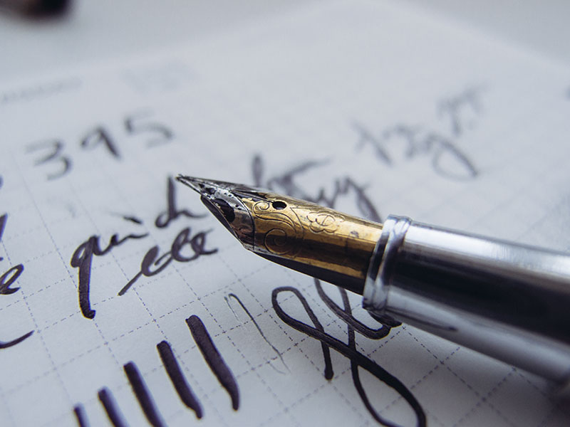 hero 395 fountain pen