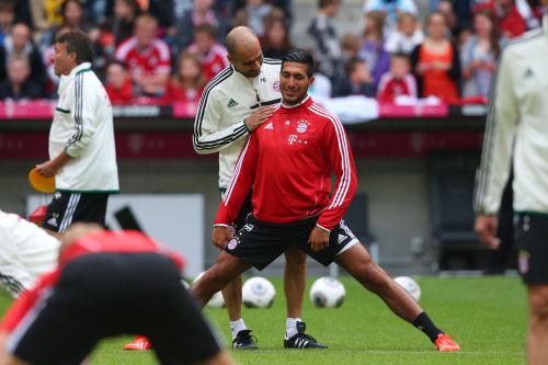 Trainingsauftakt Mit Pep Guardiola Liveblog Live Blogging