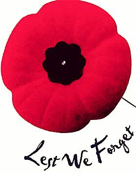 Image result for let's remember - remembrance day