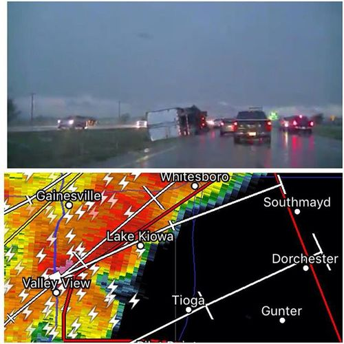 Channel 5 Weather Radar Dallas Tx - Resume Examples | Resume