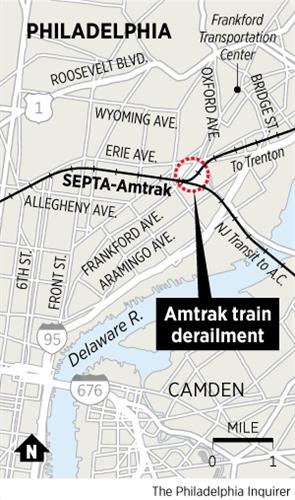 Amtrak Via Map : amtrak, Updates:, Amtrak, Train, Speeding, Crashed,