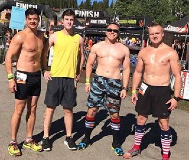 Toughmudder Colorado 2017 About To Start See Yall At The End Copper Mountain Www Instagram Com