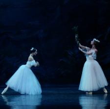"""<h2><Font color=""""#5D87A1"""">Giselle - Moscow City Ballet"""