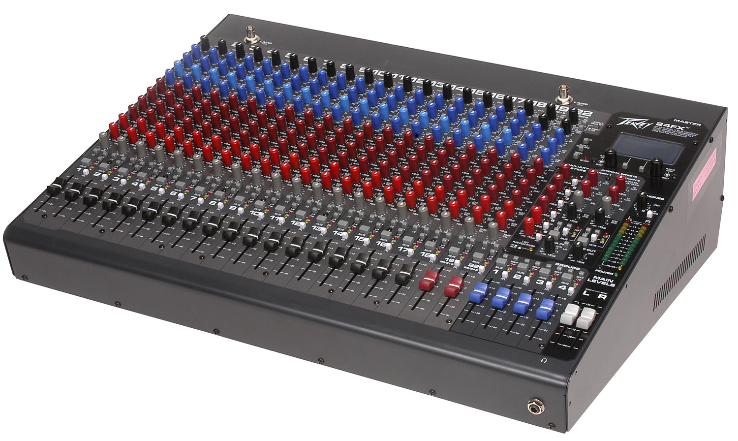Channel Microphone Mixer Circuit With Ic741