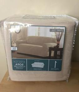 stretch morgan 1 piece sofa furniture cover corner beds with storage armchair slipcovers seat maytex reeves slipcover