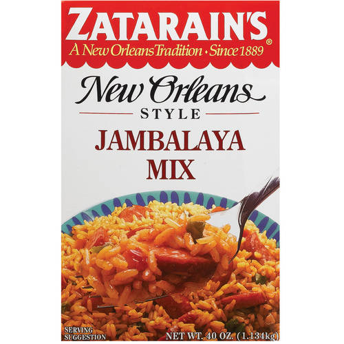 New Orleans Style Jambalaya Pasta Dinner Mix (Bowl) from