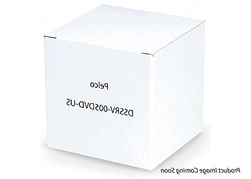 Pelco DSSRV-005DVD-US 2RU DS NVR 500GB and DVD