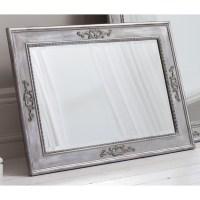 Wall Mirror: Ellesmere Vintage Grey Mirror