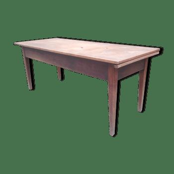 table a manger vintage pieces uniques