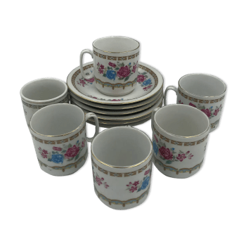 porcelaine kutani geisha selency