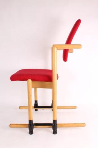 fauteuil fly sit par peter ovsik pour stokke