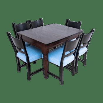 table repeinte style regence selency