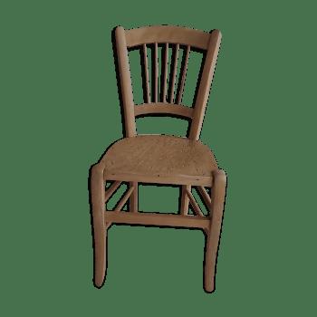 chaise en bois materiau pieces