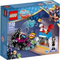 LEGO - DC Superhero Girls Lashina Tank set | Selfridges.com