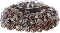 GISELA GRAHAM - Pine cone candle holder | Selfridges.com