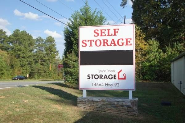 Spare Room Self Storage Lowest Rates  SelfStoragecom