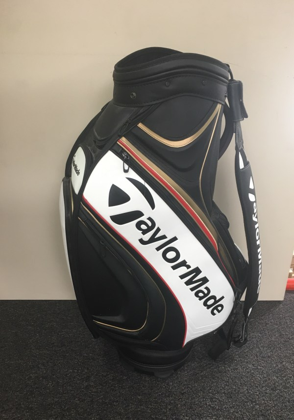Taylormade Leather Tour Staff Golf Bag