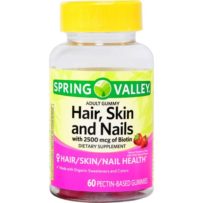 Spring Valley Hair Skin And Nails Reviews - Best Skin In The Word 2018