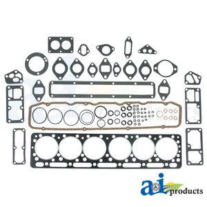 74008153 Allis Chalmers Upper Gasket Set Models 801, 860