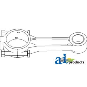 87342865 Case IH Ford New Holland Connecting Rod Fits Many
