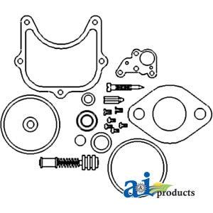 HCK01 Ford Complete (Holley) Carburetor Kit Models 2000