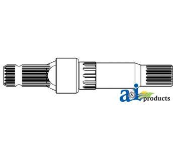 T30803 John Deere PTO Shaft (1000 RPM) for Models 300, 301