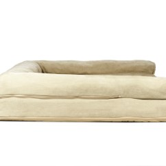 Orthopedic Sofa Foam Flip Out Nz Furhaven Plush And Suede Dog Bed Pet Ebay
