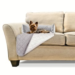 Pet Bed Sofa Cover Cane Set Pictures Furhaven Buddy Dog Furniture Ebay