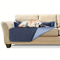 Sofa Style Pet Bed Furniture Protector Turner Arteriors Furhaven Buddy Dog Cover Ebay