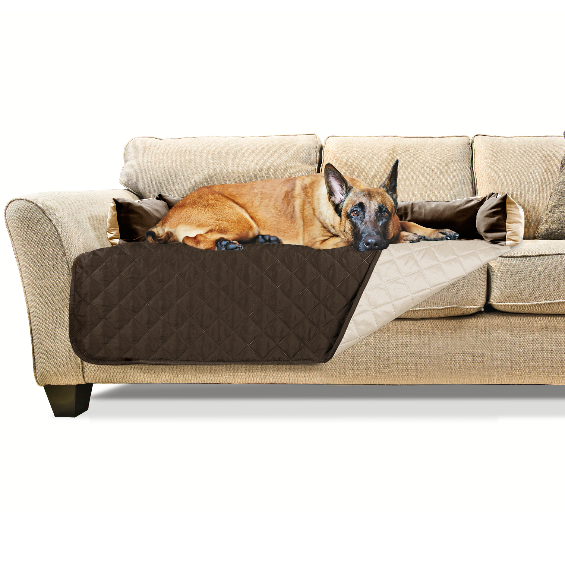dog cover for sofa set furniture philippines furhaven buddy bed pet ebay