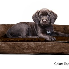 Sofa Dog Bed Skymall Mart Harker Heights Texas Furhaven Plush And Suede Orthopedic Pet Ebay