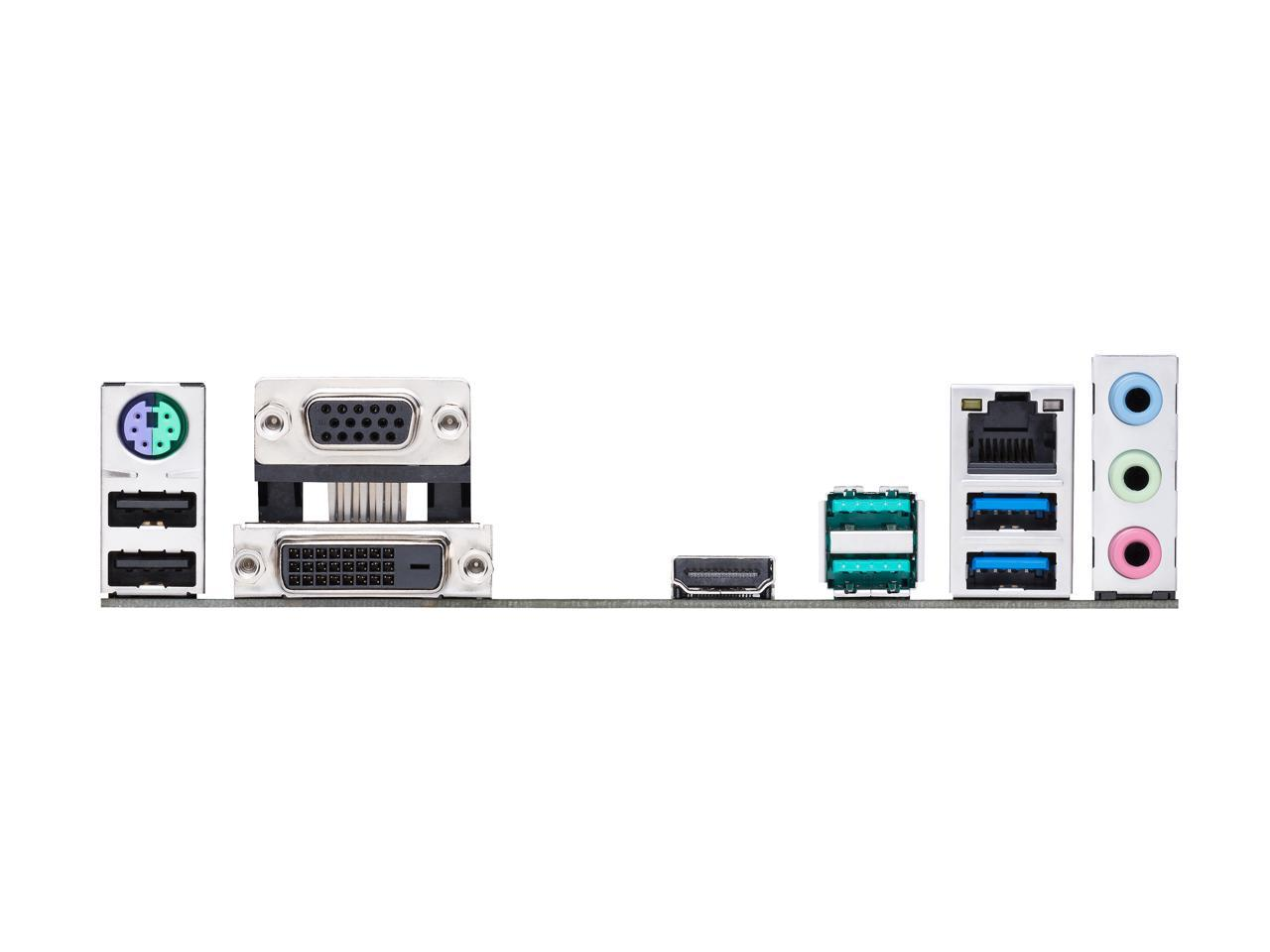ASUS PRIME H370-A/CSM Intel H370 1151 LGA ATX M.2 Desktop