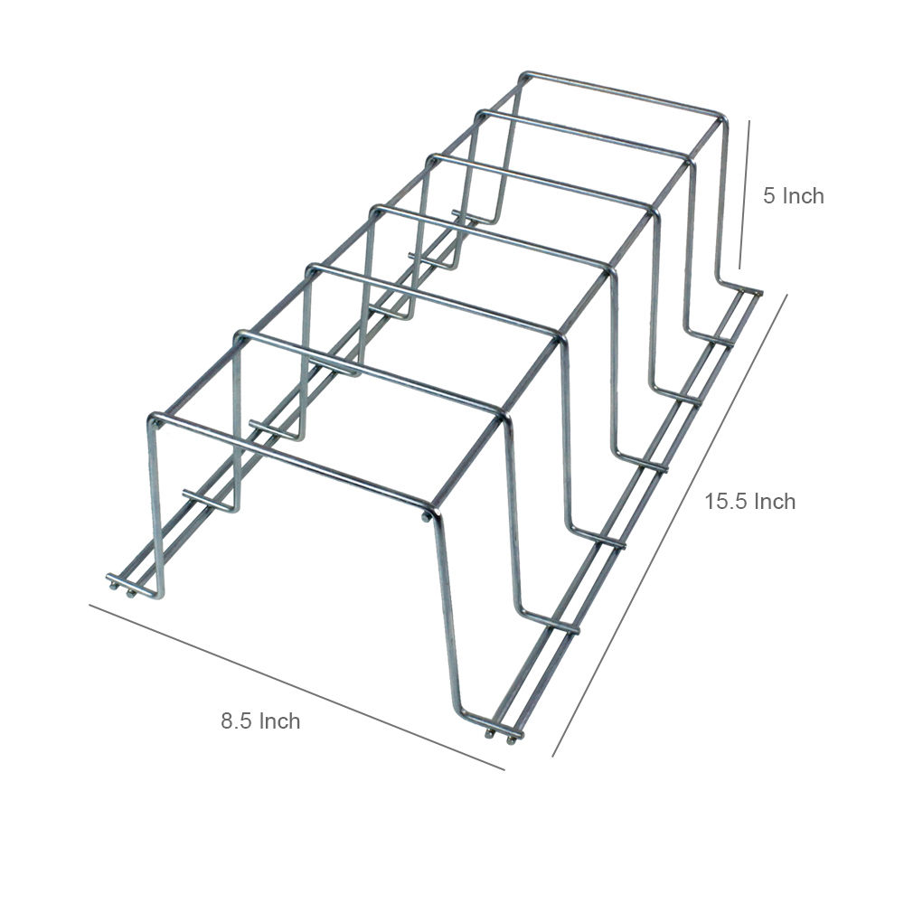 2,4,6 pack Wire Guard Metal Cage Cover for Light Fixture