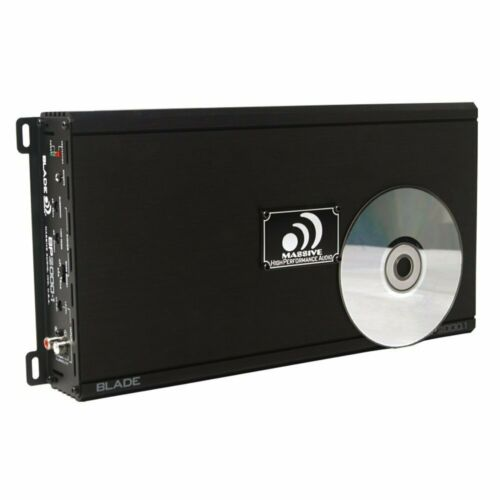 Awg Gauge 2000 Watts 2000w Car Amp Amplifier System Wiring Kit Ebay