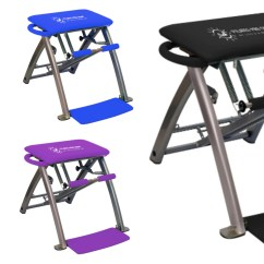 Malibu Pilates Chair Dining Room Chairs With Rollers New Pro Sculpting Handles And Workout