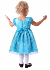 Jona Michelle Little Girls Formal Holiday Party Dress | eBay