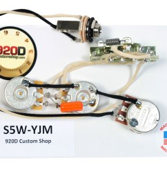 920d cs strat stratocaster 5 way wiring harness pre assembled with yjm strat wiring diagram [ 1600 x 1088 Pixel ]