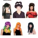 Women S Halloween Costume Wigs Ages 14 Rubie S New Ebay