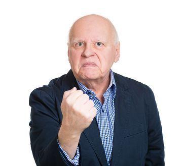 Older adult bullying