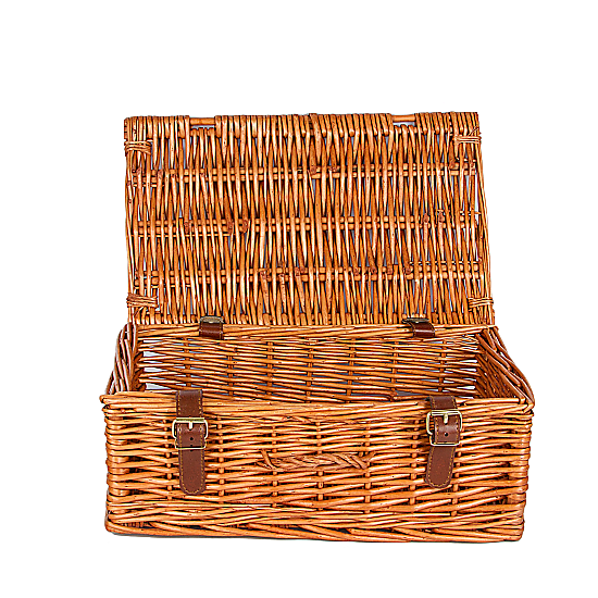 Small Wicker Hamper Small Wicker Hamper - Delivered Next Day