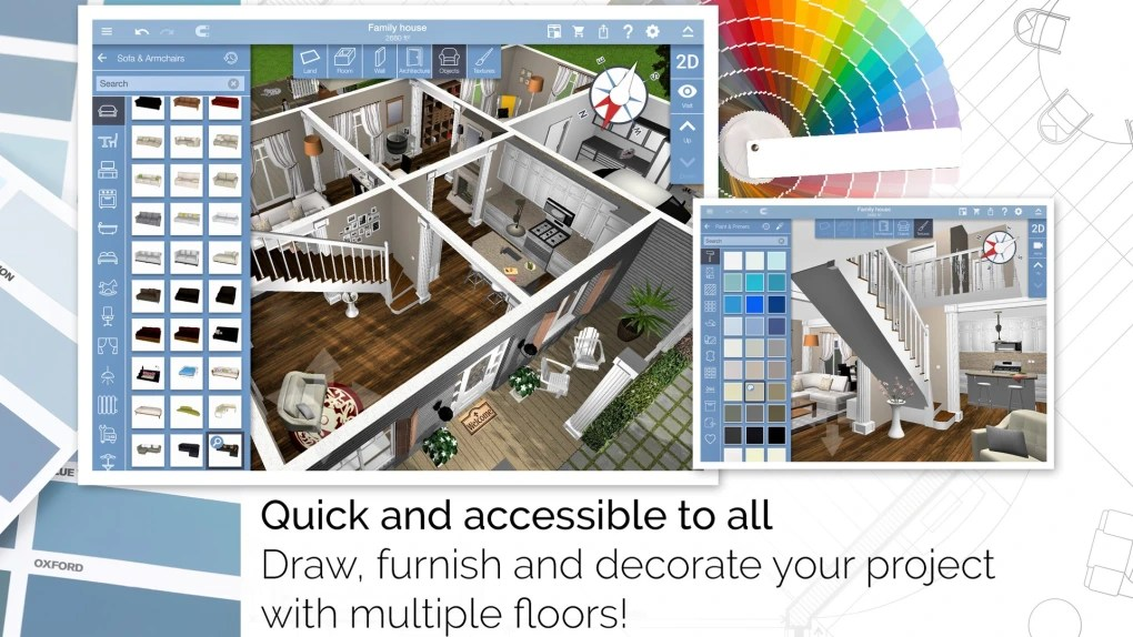 The first place to look for a recently downloaded file is the downloads folder. Home Design 3d Download