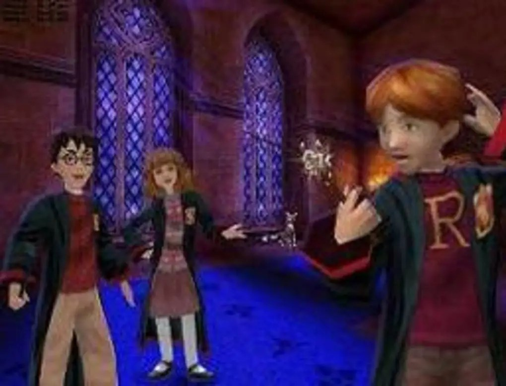 Harry Potter and the Chamber of Secrets  Download