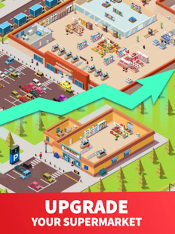 Idle Miner Tycoon Lazy Free Shopping - Year of Clean Water