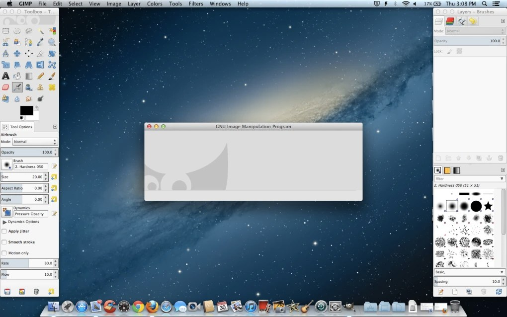 gimp for mac download