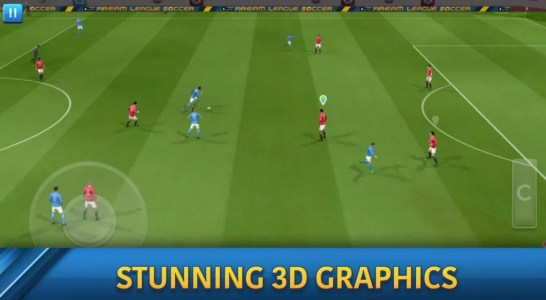 Image result for Dream League Soccer 2019 gameplay