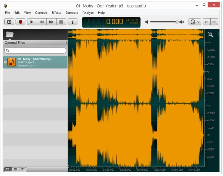 ocenaudio Working 100% Patch Include Full Torrent {Cracked}