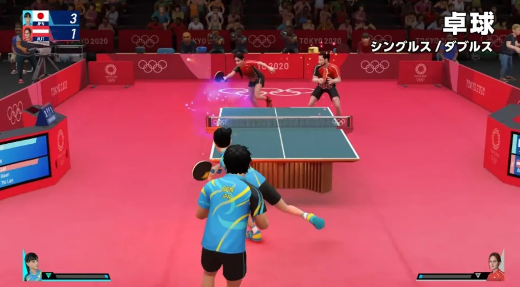 Olympic Games Tokyo 2020 The Official Video Game Test ...