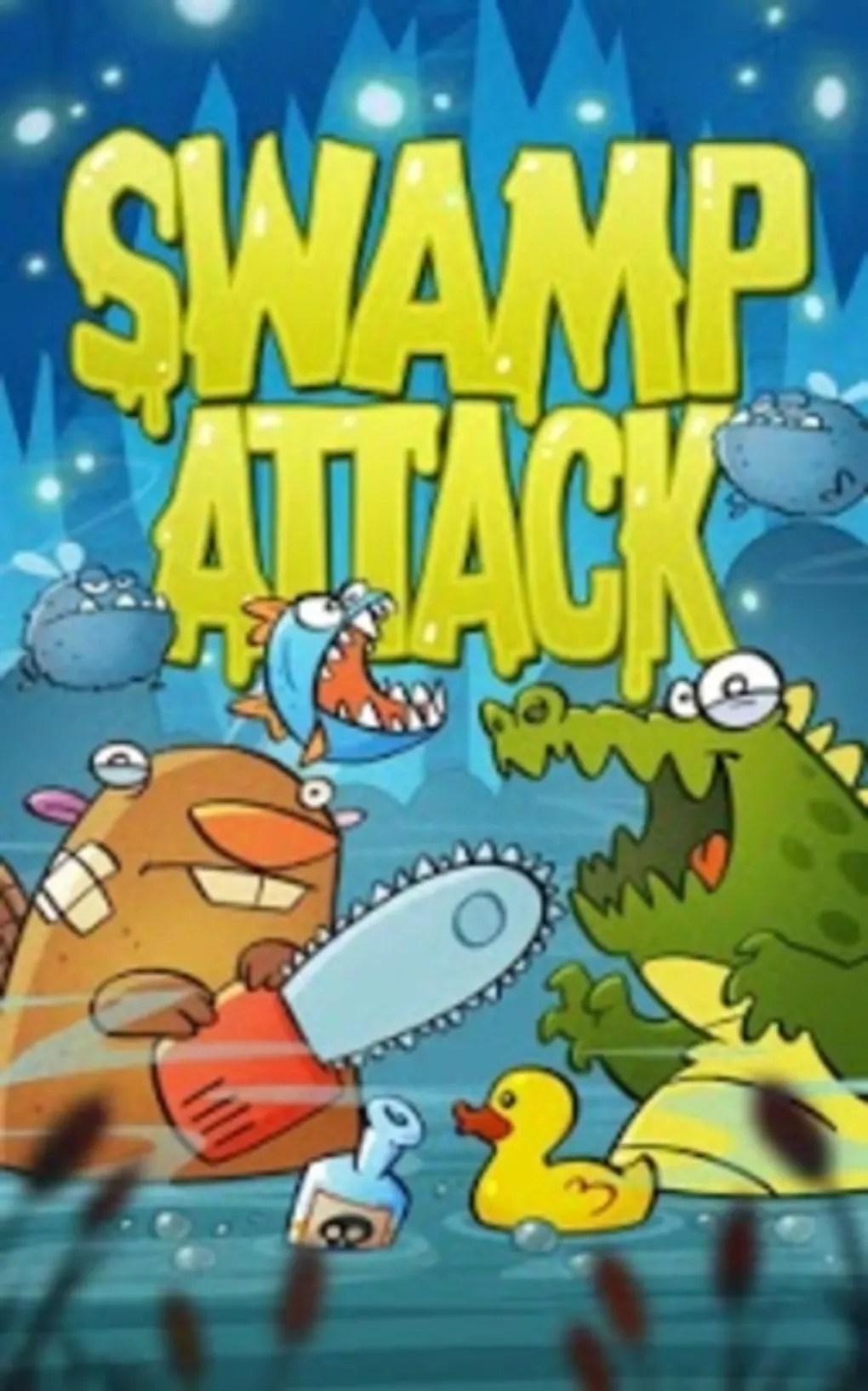 Download Swamp Attack Mod Apk : download, swamp, attack, Swamp, Attack, Android, Download